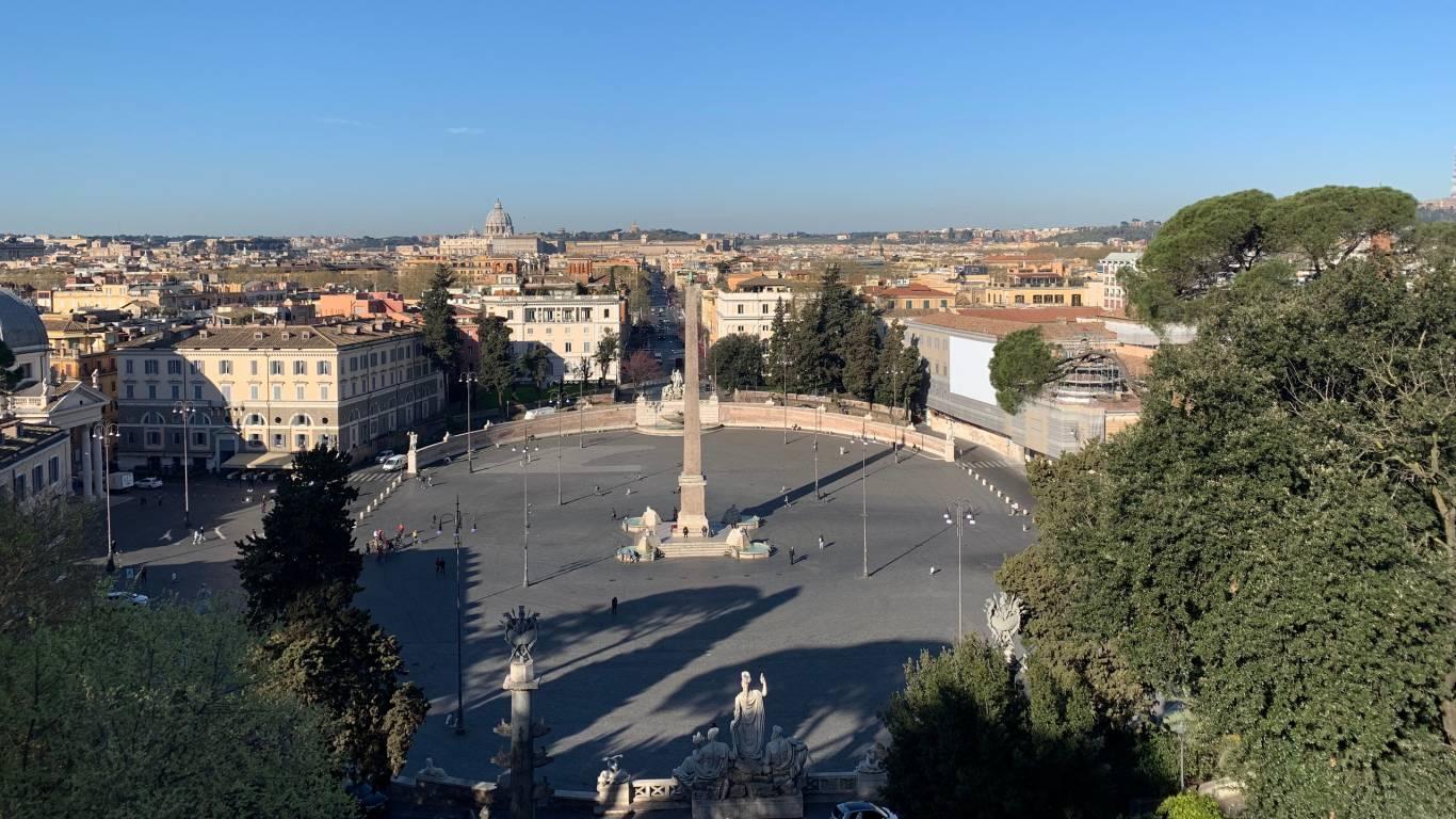 Relais Piazza del Popolo Rome | Official Site